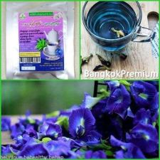 Buy Butterfly Pea Tea Pure Organic Eye Sight Hair Blood Aroma Thai Original