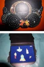 Buy Cinderella Electrical Parade Musical Pin Set of 5 Authentic Disney Pin/Pins
