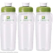 Buy 3x Amway Nutrilite Protien Shaker Mix Drink Food Grade Free BPA Rubber Maid