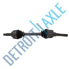 Buy Complete Front Driver Side CV Axle Drive Shaft - 4 or 6 Cyl Automatic w/o ABS