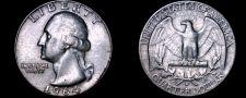 Buy 1964-D Washington Quarter Silver