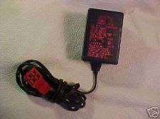 Buy 12v Power Wheels BATTERY CHARGER - red 12 volt adapter cord cable plug supply dc