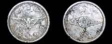Buy 1942 (YR17) Japanese 5 Sen World Coin - Japan WWII Era