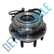 Buy New FRONT Driver and Passenger Wheel Hub Bearing - w/ ABS
