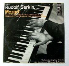 Buy MOZART ~ Concerto No. 21 In C Major / Concerto No. 27 In B-Flat Classical LP