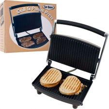 Buy New Countertop Chef Buddy Grill and Panini Press - Non-Stick Griddler Contact