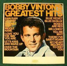 Buy BOBBY VINTON Greatest Hits 1964 Pop LP