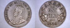 Buy 1926 Canada 1 Large Cent World Coin - Canada