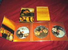 Buy DAWSON'S CREEK FIRST SEASON 1 DVD 3 DISCS BOX ART INSERT & DISC CASE VG TO GOOD
