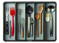 Buy Spoon Knives Utensil Silverware Storage Tray Drawer Kitchen Cutlery Organizer