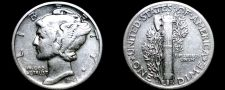 Buy 1943-P Mercury Dime Silver
