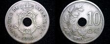 Buy 1904 Belgium 10 Centimes World Coin