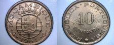 Buy 1961 Mozambique 10 Centavo World Coin - Portuguese Colonial