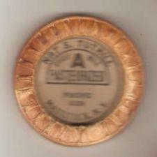 Buy New York Mattituck Milk Bottle Cap Name/Subject: Nat S. Tuthill Grade A Mi~453
