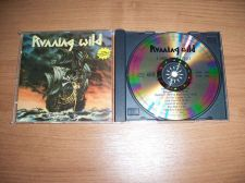 Buy Running Wild ‎– Under Jolly Roger CD 1987 rare