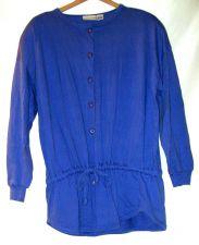 Buy EUC women's sz. M, PREVIEW International, dark lavender, cloth coat