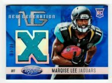 Buy NFL 2014 Panini Certified Marqise Lee Jersey /99 MNT