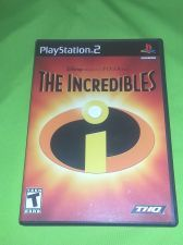 Buy The Incredibles SONY PLAYSTATION 2 TESTED AND WORKING