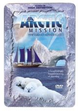 Buy new - Arctic Mission The Great Adventure 5 Disc DVD Journey of Discovery TIN BOX