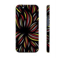 Buy Saban Yellow Red Black Iphone 5/5S Phone Case