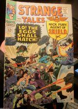 Buy Strange Tales #164 Nick Fury SHIELD Steranko,1968, Dr. Strange / Dan Adkins ART