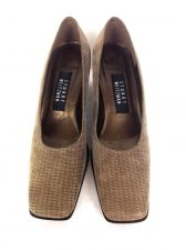Buy Stuart Weitzman Shoes 7.5 Womens Brown Leather Heels