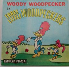 Buy WOODY WOODPECKER SUPER 8MM THREE LITTLE WOODPECKERS