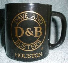 Buy Dave & Buster's Houston Mug