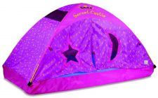 Buy NEW Pacific Play Tent Secret Castle Twin Bed Tent Girls Fort