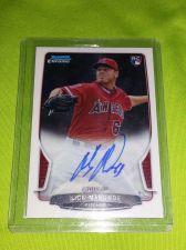 Buy MLB 2013 Bowman Chrome Nick Maronde AUTO MNT