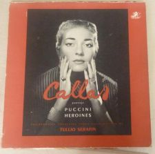 "Buy MARIA CALLAS PUCCINI HEROINES CLASSICAL 12"" LP 33 RPM ANGEL 35195 (G)"