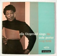 Buy ELLA FITZGERALD SINGS THE COLE PORTER SONG BOOK / 1956 DOUBLE Jazz LP