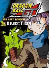 Buy 2 DVDs Dragon Ball GT Lost Episodes V. 2 Rejection And Dragon Ball Reaction NEW