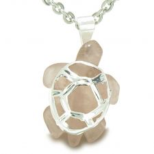 Buy Amulet Crystal Point Wand Rock Quartz Purple Quartz Healing Pendant 22 Inch Necklace