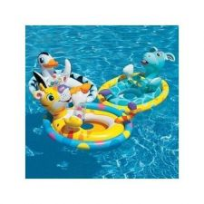 Buy Baby Swimming Pool Inflatable Float Sit See Inflatable Tube New