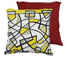 Buy 22x22 Friese Yellow Black Red Back 631 Art