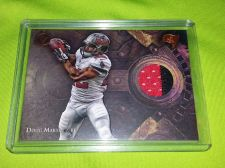 Buy NFL DOUG MARTIN BUCCS 2014 TOPPS VALOR 2 COLOR GAME WORN PATCH/JERSEY MNT