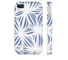 Buy Kilborne Blue White Iphone 4/4S Phone Case