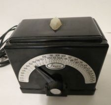 Buy FRANZ Manufacturing Company electric Metronome 110 Volt Model LM FB 4 BakeLite