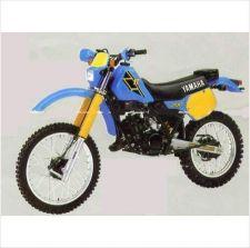 Buy 84-86 Yamaha IT200 Service Repair Workshop & Parts Manual CD .. IT 200