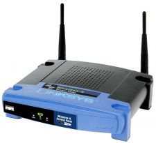 Buy Linksys model WAP54G Access Point WIRELESS 54 G switch internet LAN cisco