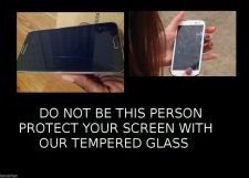 Buy Tempered Gorilla Glass Screen Protector Samsung Galaxy Note 3 Premium Grade