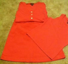 Buy Banana Republic 3 Piece Outfit Skirt Cardigan Sweater And Cami Top Hot Pink Sz 2