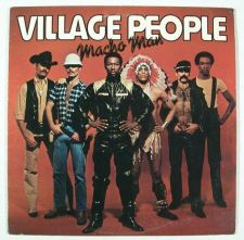 Buy VILLAGE PEOPLE ~ Macho Man 1978 Rock / Pop LP