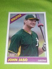 Buy MLB JOHN JASO ATHLETICS SUPERSTAR 2015 TOPPS HERITAGE #149 GEM MNT