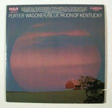 Buy PORTER WAGONER ~ Blue Moon Of Kentucky 1971 DOUBLE Country LP