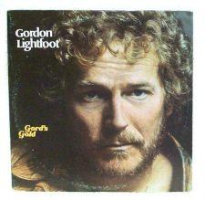 Buy GORDON LIGHTFOOT ~ Gord's Gold 1975 DOUBLE Rock LP