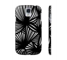 Buy Cynova Black White Samsung Galaxy S4 Phone Case