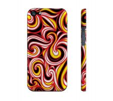 Buy Kinnie Yellow Red Black Iphone 5/5S Phone Case