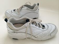 Buy EASY SPIRIT WOMENS WHITE ATHLETIC WALKING SHOES SIZE 11
